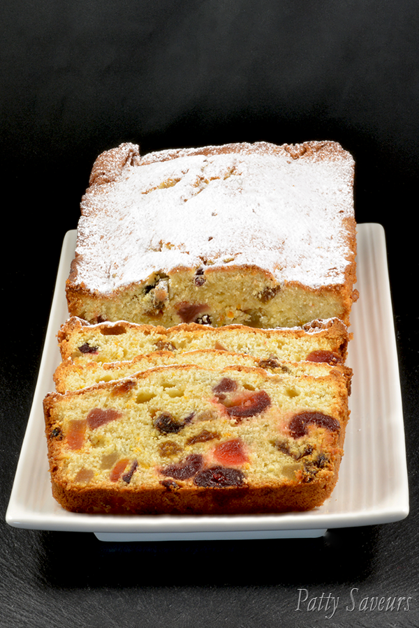Candied Fruit Quick Bread Pinterest