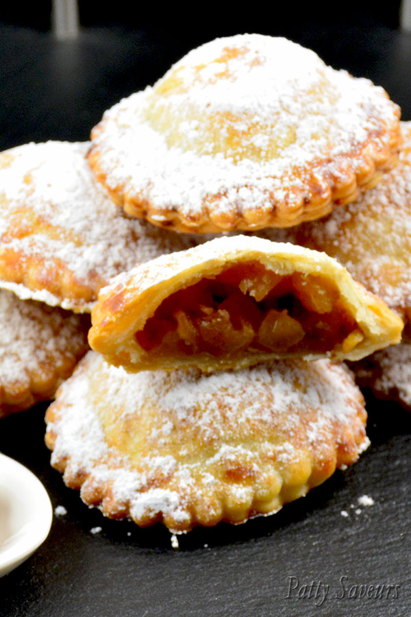 Caramelized apple hand pies Pinterest