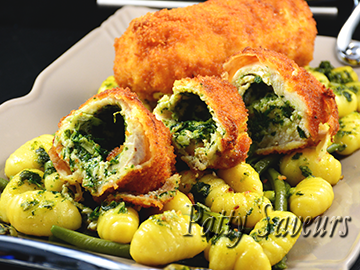 Chicken Kiev small
