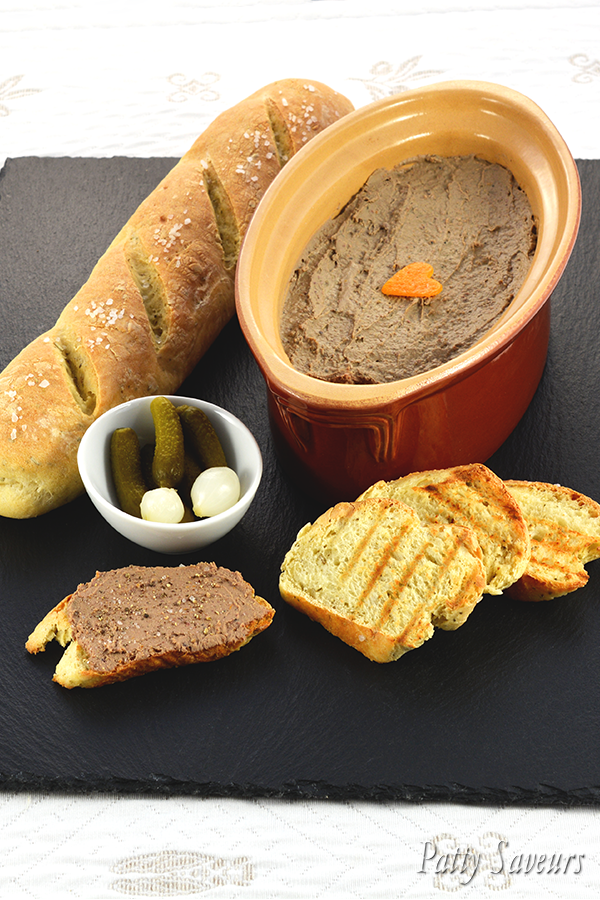 Chicken Liver Pate Pinterest