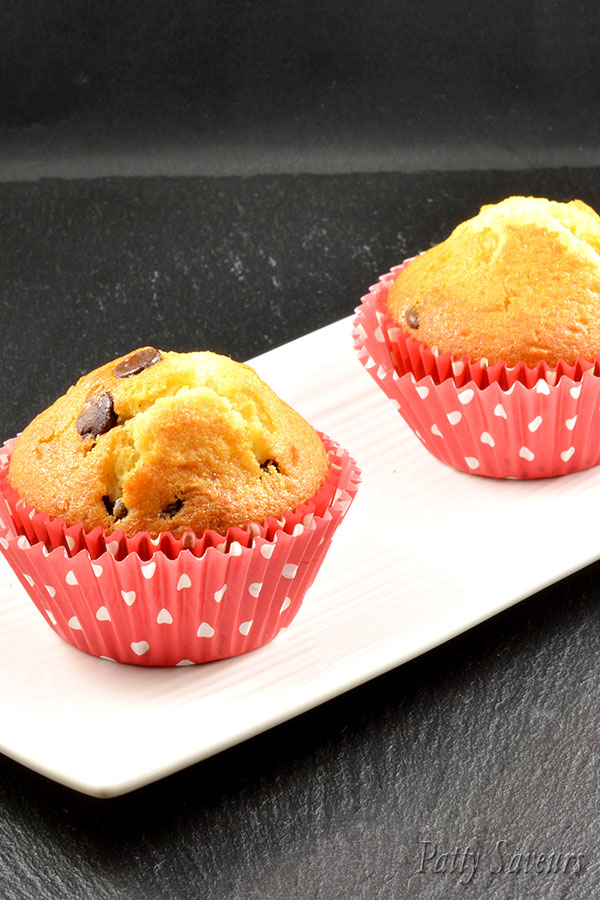 Chocolate Chip Muffins Pinterest