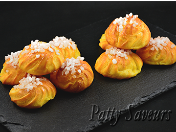 Chouquettes - Choux Pastry small