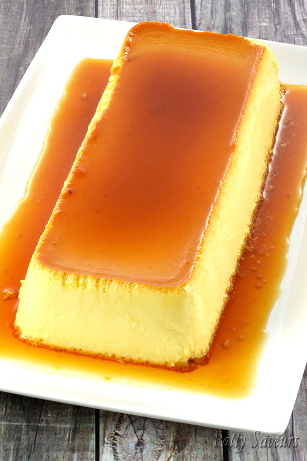 Cream Cheese Flan Pinterest