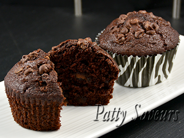 Double Chocolate Muffins small
