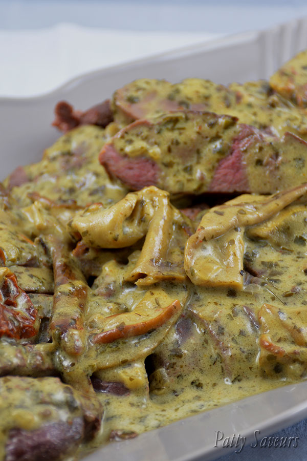 Duck Breasts Porcini Sauce Pinterest