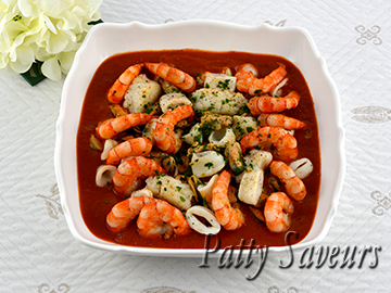 Easy Fish and Seafood Stew small