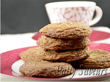 Ginger Cookies small