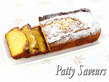 Lemon Pound Cake small