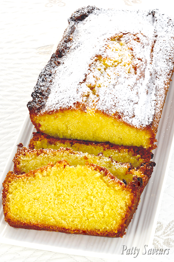 Lemon Pound Cake Pinterest