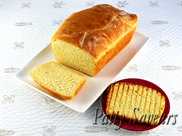 Potato Bread Best Bread For Toast small