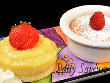 Puddings Surprise au Citron petite