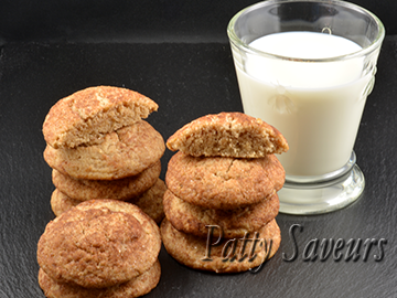 Snickerdoodle Cookies small