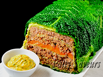 Stuffed Cabbage Loaf small