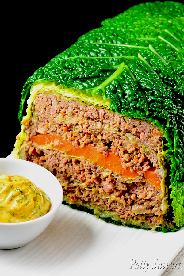Stuffed Cabbage Loaf Pinterest