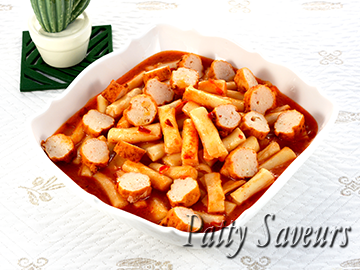 Tteokbokki Korean Rice Cakes small